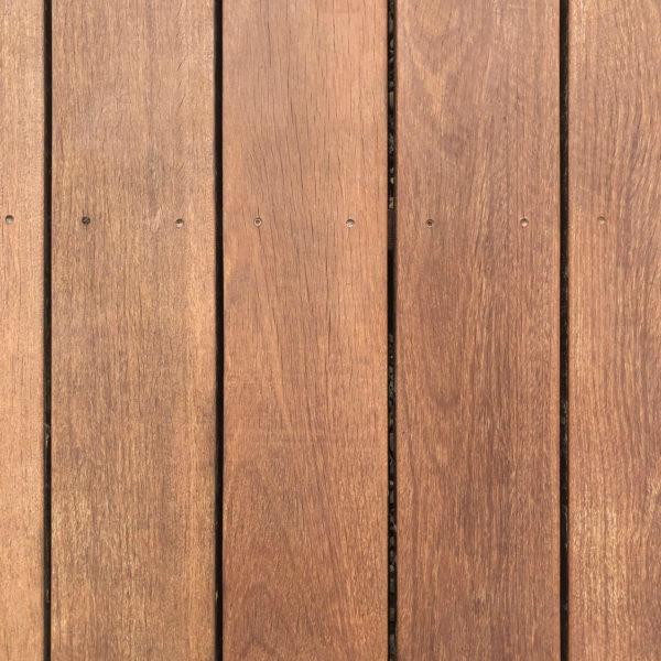 Deska tarasowa z drewna egzotycznego typu Cumaru
