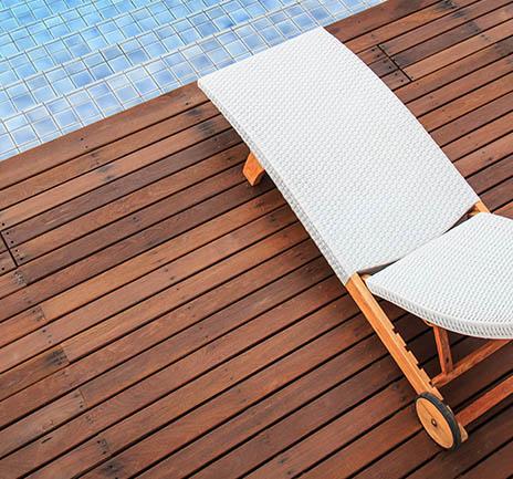 Deski tarasowe na basen